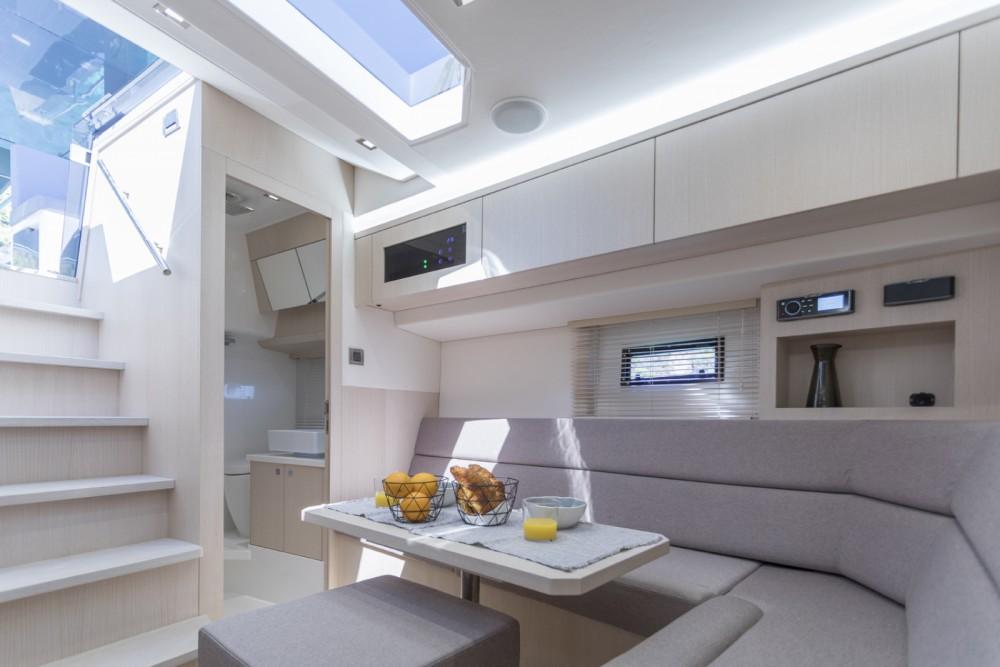 Rental yacht Saint-Tropez - MED YACHT  MED 52  on SamBoat
