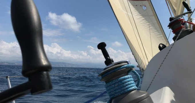 Sailboat for rent Genova at the best price