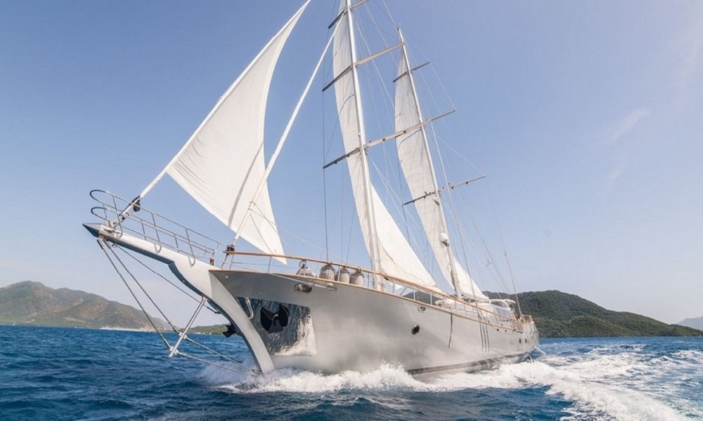 Rent a Gulet Ketch Ultra - Deluxe
