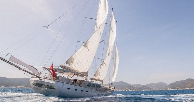 Rental yacht Bodrum - Gulet Ketch - Ultra deluxe on SamBoat