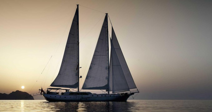 Rent a Gulet Ketch - Ultra deluxe Bodrum