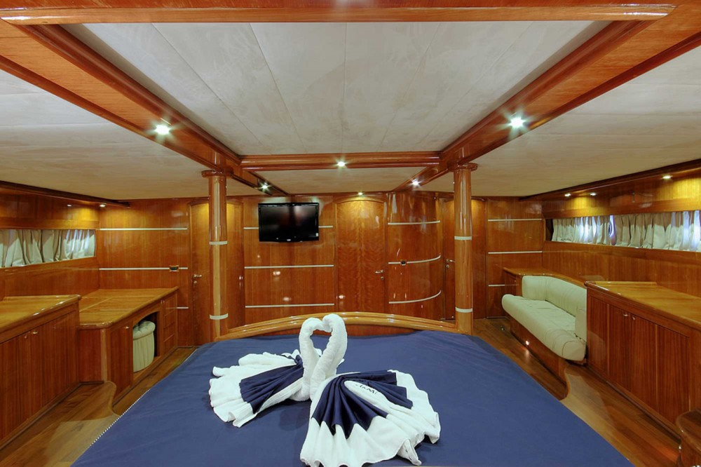 Gulet Ketch Ultra - Deluxe between personal and professional