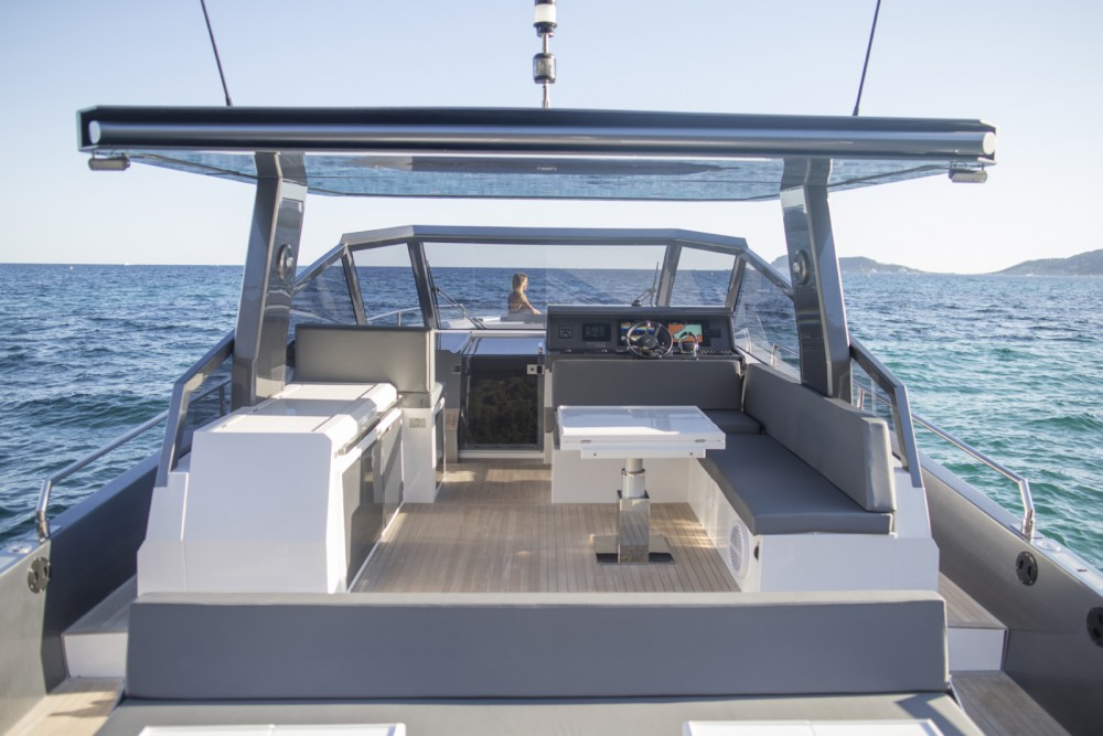 Rental Motorboat in Saint-Tropez - MED YACHT  MED 52
