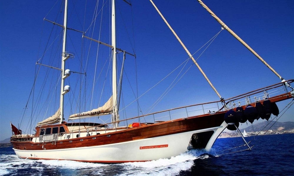 Gulet Ketch Ultra - Deluxe between personal and professional Aegean Region