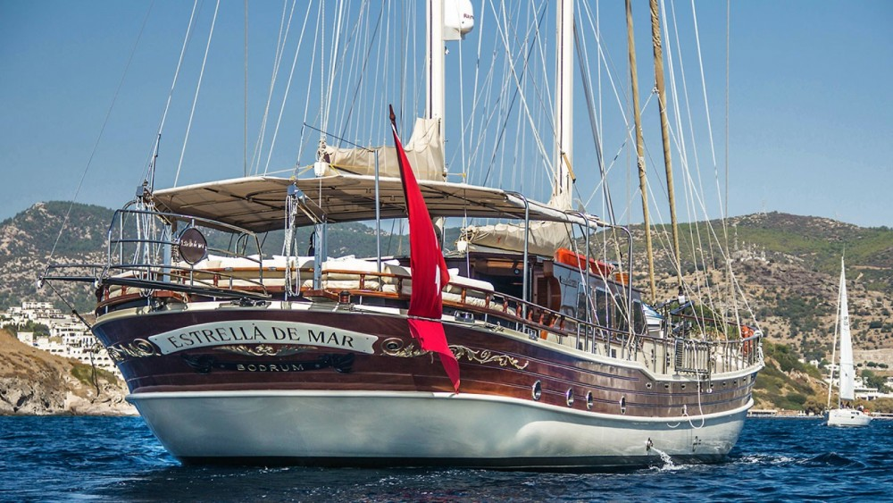 Boat rental Gulet Ketch Ultra - Deluxe in Aegean Region on Samboat
