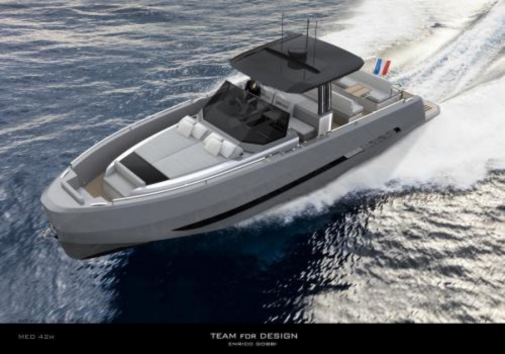 Rental Yacht in Saint-Tropez - MED YACHT  MED 42