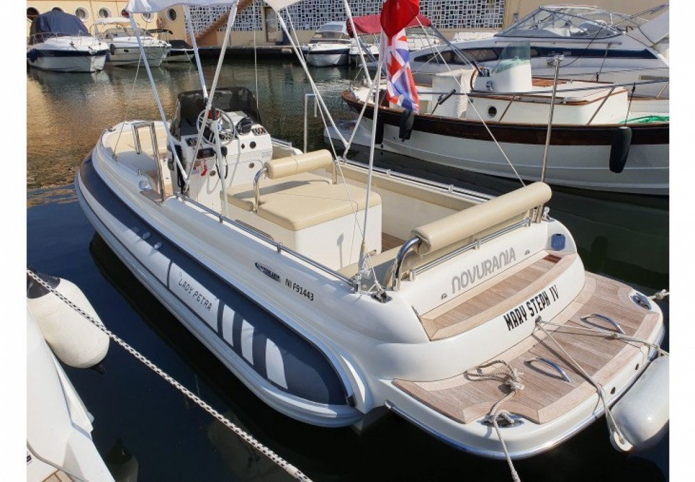 RIB for rent Marbella at the best price