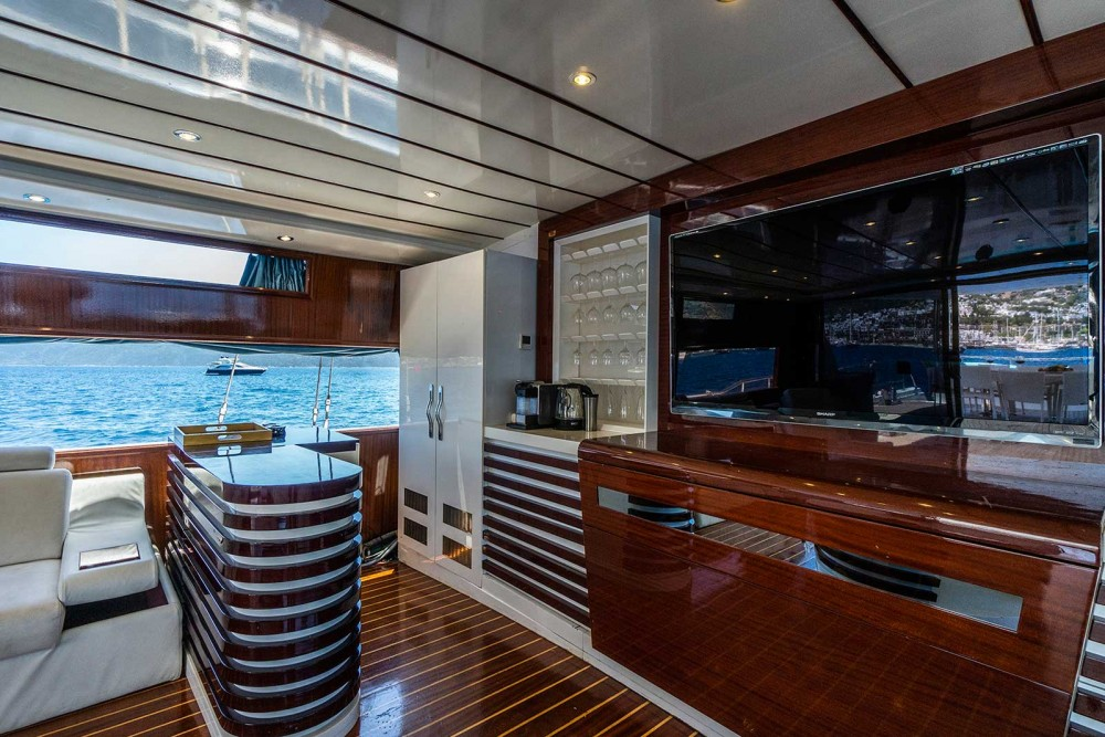 Sailboat for rent Muğla at the best price