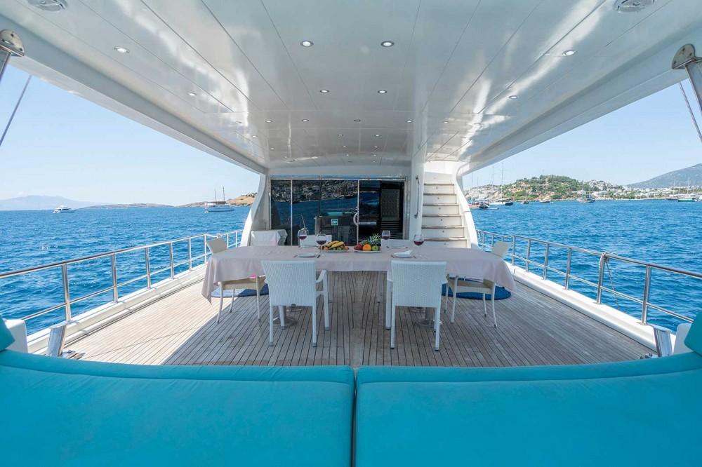 Rental Sailboat in Muğla - Gulet Ketch Ultra - Deluxe