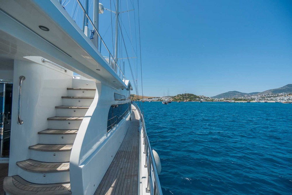 Gulet Ketch Ultra - Deluxe between personal and professional Muğla