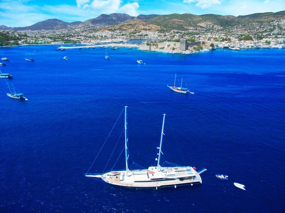Rental yacht Muğla - Gulet Ketch Ultra - Deluxe on SamBoat
