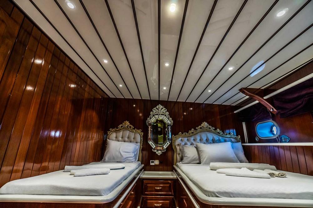 Boat rental Aegean Region cheap Ketch Ultra - Deluxe