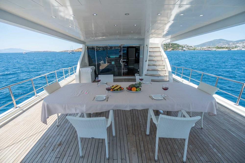 Rental yacht Aegean Region - Gulet Ketch Ultra - Deluxe on SamBoat