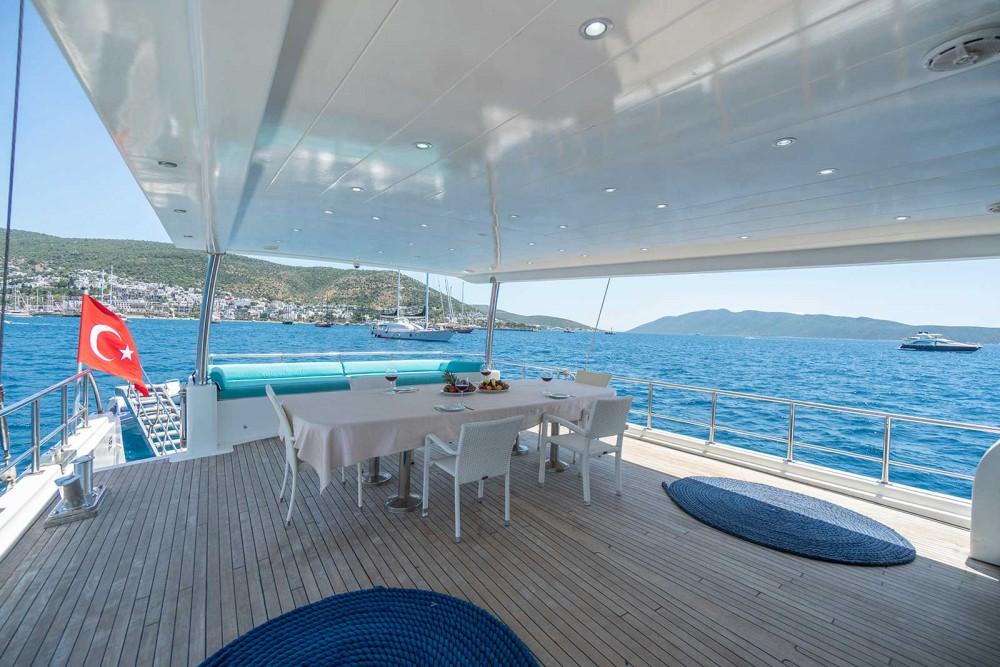 Boat rental Gulet Ketch Ultra - Deluxe in Aegean Region on Samboat