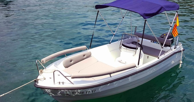 Solar Solar Congo 450 I  between personal and professional Blanes
