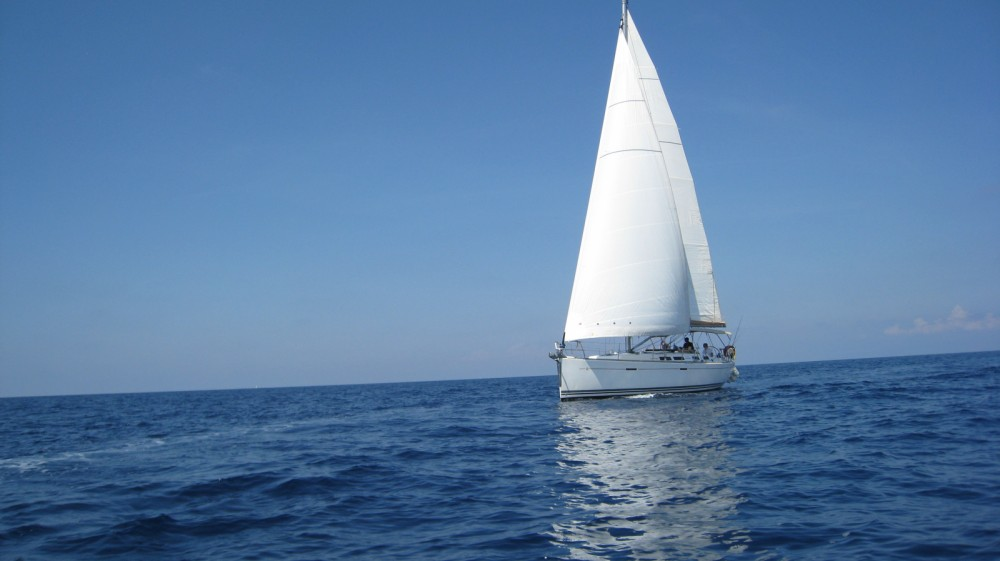 Dufour Dufour 425 between personal and professional Toulon