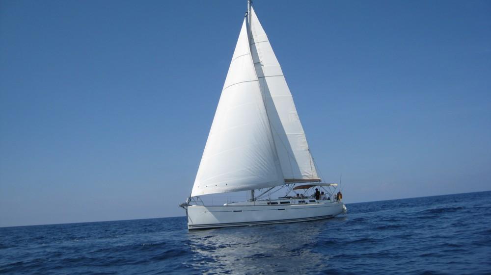 Boat rental Toulon cheap Dufour 425