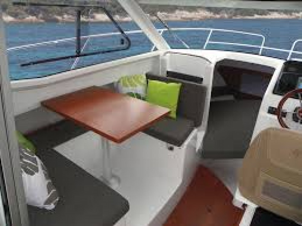 Boat rental Dubrovnik cheap Merry Fisher 755
