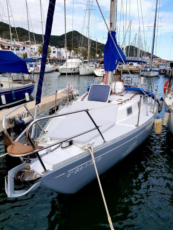 Boat rental Navis 33 Navis 33  in Sitges on Samboat