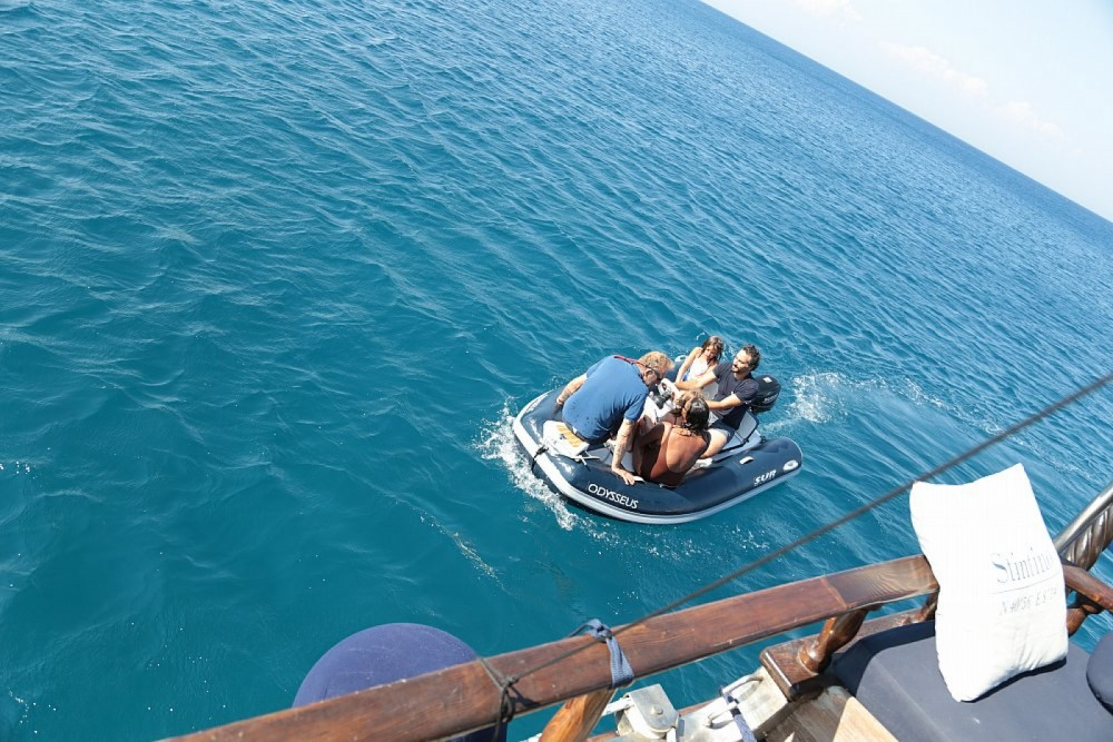 Boat rental Municipality of Kos cheap Gulet - Luxe