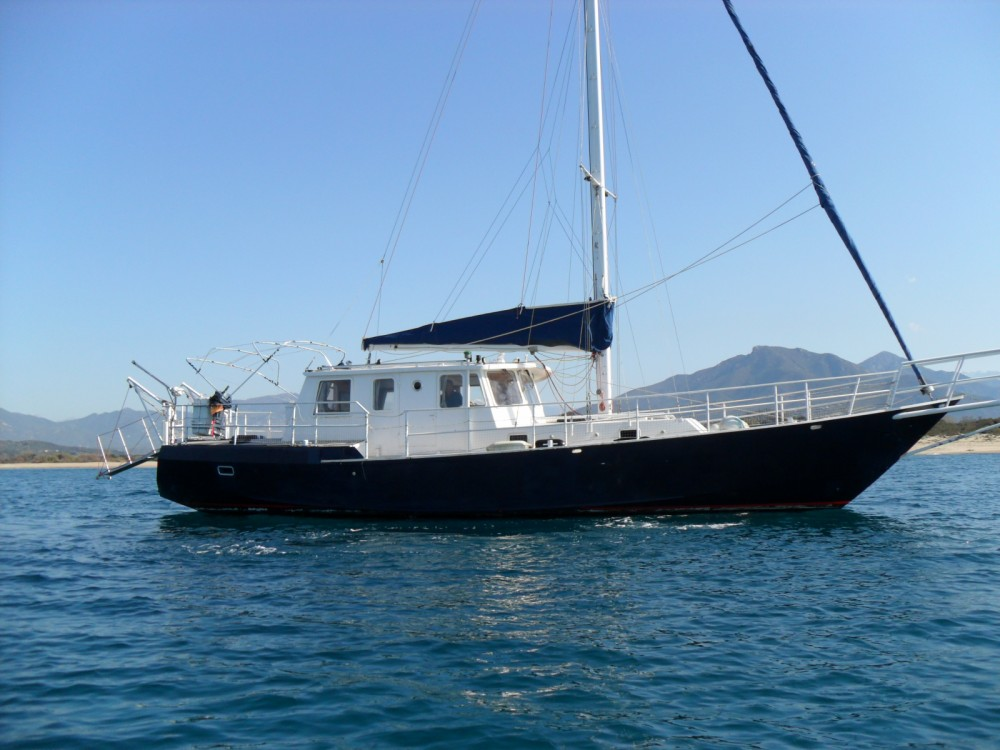 Rental yacht Ajaccio - Bruce Roberts Yachting Design 53 Sloop on SamBoat