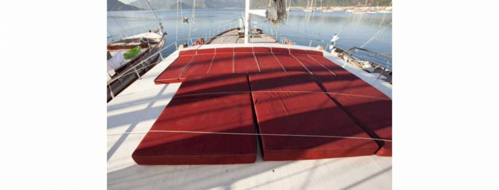 Rental yacht Kos - Gulet Ketch - Deluxe on SamBoat