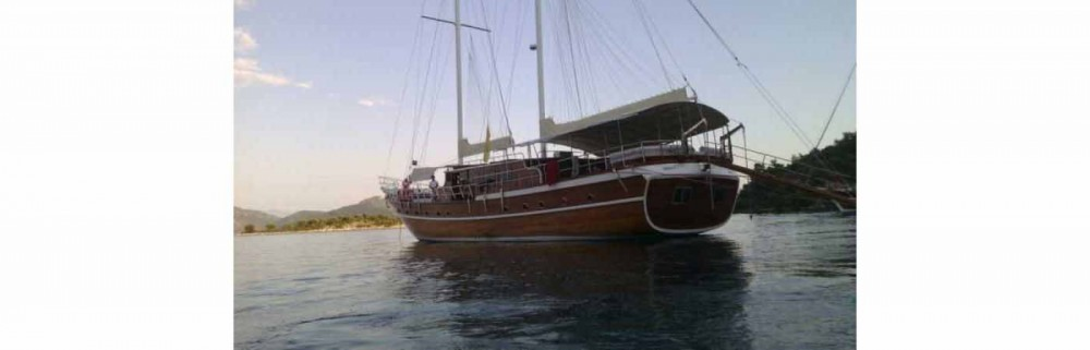 Hire Sailboat with or without skipper Gulet Kos