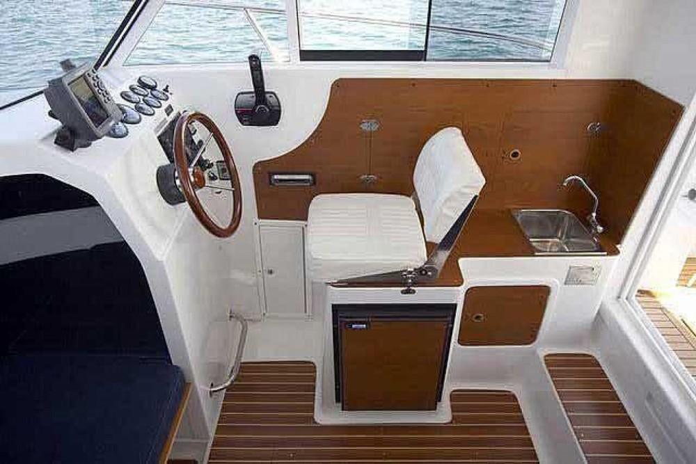Boat rental Zadar cheap 700
