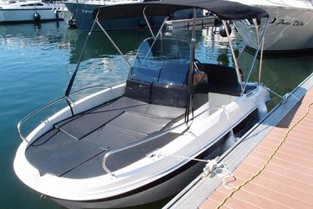 Rental yacht Blanes - Remus Remus 450 open on SamBoat