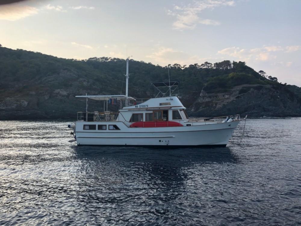 Boat rental Marseille cheap EUROBANKER 44