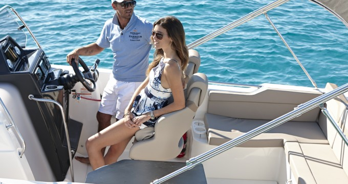 Quicksilver Activ 755 Sundeck between personal and professional Costa Adeje