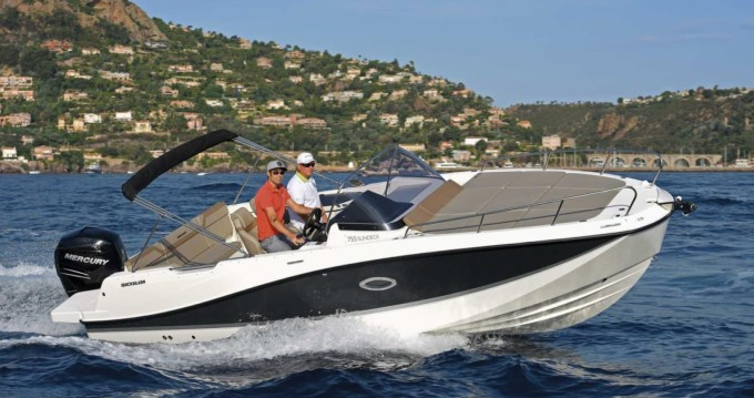 Motorboat for rent Costa Adeje at the best price