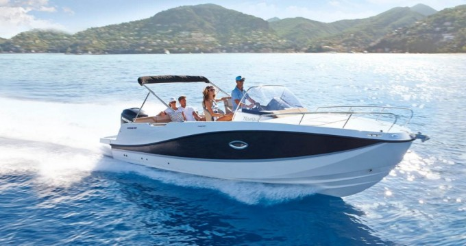 Hire Motorboat with or without skipper Quicksilver Costa Adeje