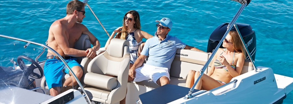 Hire Motorboat with or without skipper Quicksilver La Orotava