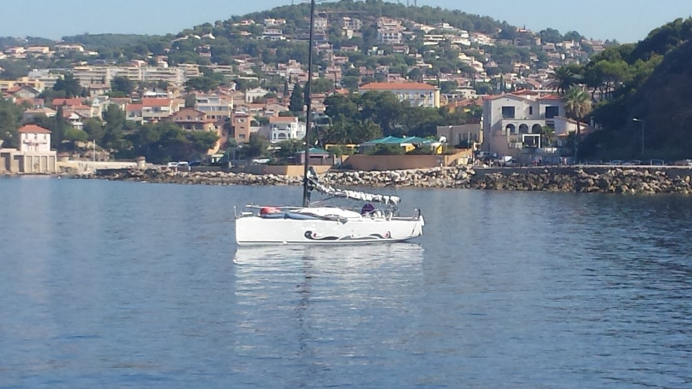 Boat rental Archambault Archambault A40 RC in Marseille on Samboat