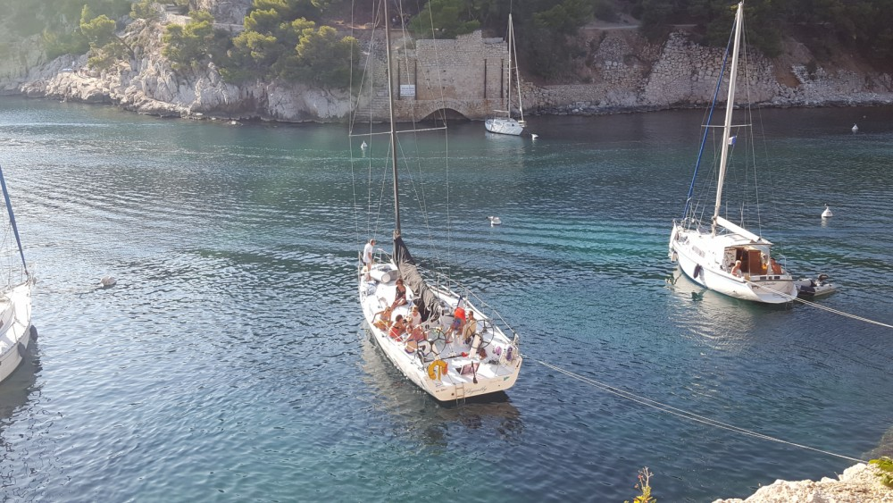 Boat rental Marseille cheap Archambault A40 RC