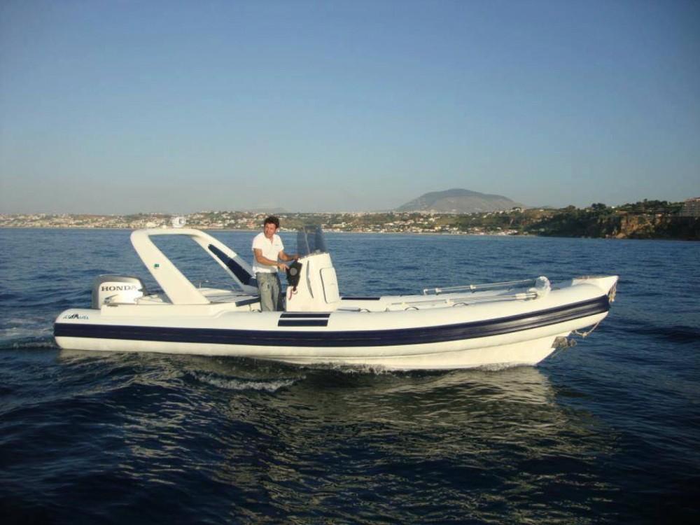 Rental RIB Altamarea with a permit