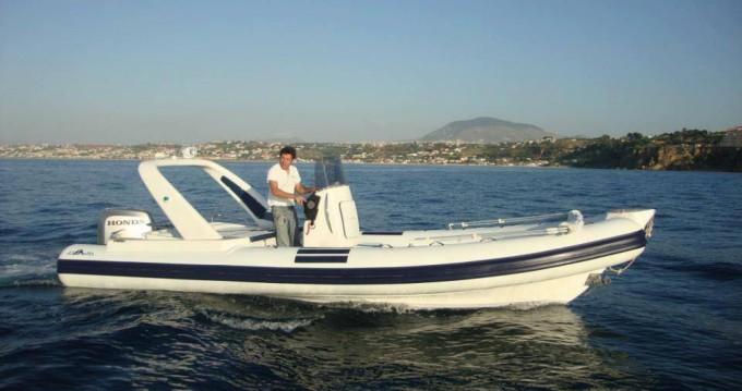 Rental RIB in Castellammare del Golfo - Altamarea Wave 24