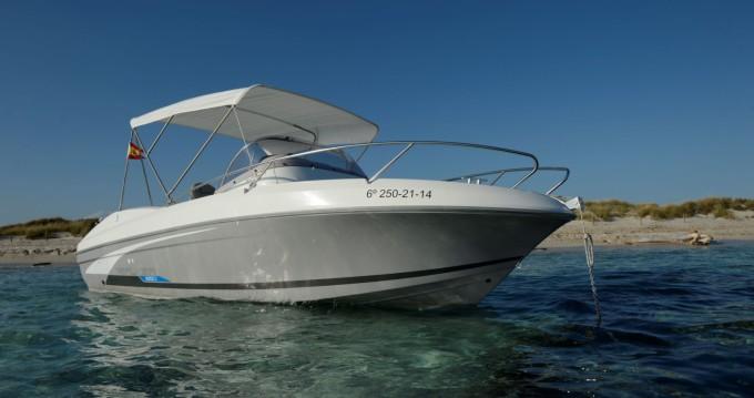 Boat rental Ibiza Town cheap Flyer 650 SD