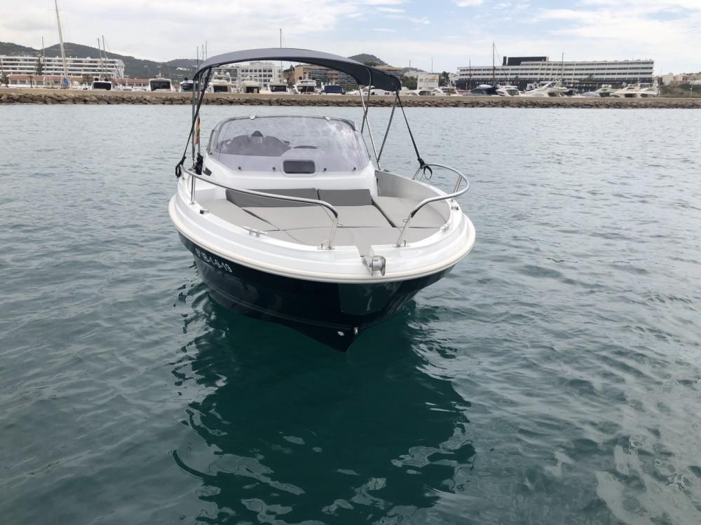 Rental yacht Ibiza - Jeanneau Cap Camarat 5.5 WA Serie 2 on SamBoat