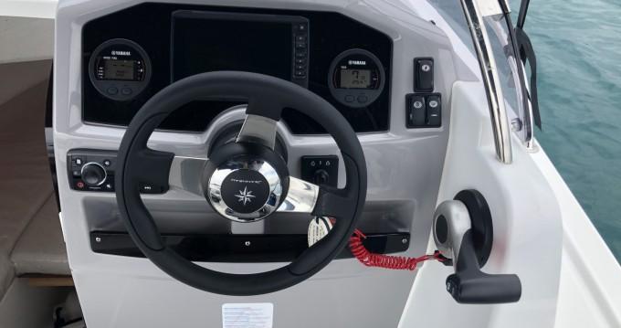 Rental yacht Ibiza Town - Jeanneau Cap Camarat 5.5 WA Serie 2 on SamBoat
