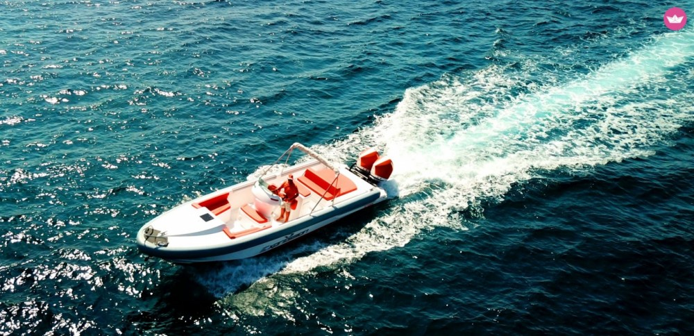 Rental Motor boat in Grimaud - Expression 32