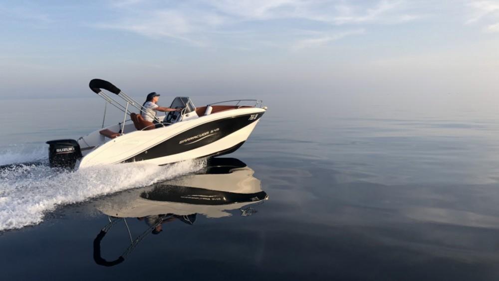 Rental yacht Dubrovnik - Okiboats Barracuda 545 Open on SamBoat