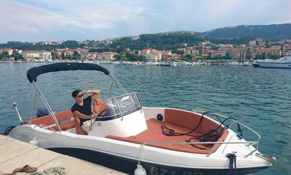Boat rental Dubrovnik cheap Barracuda 545 Open