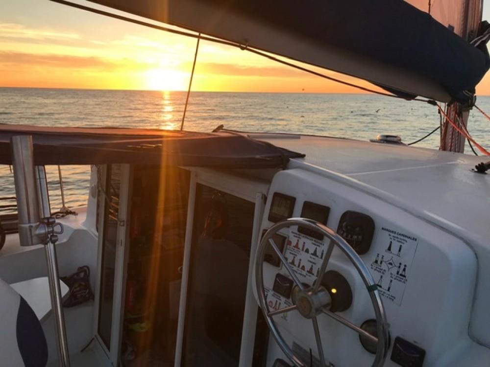 Rental yacht Saint-Valery-sur-Somme - Fountaine Pajot Mahe 36 on SamBoat