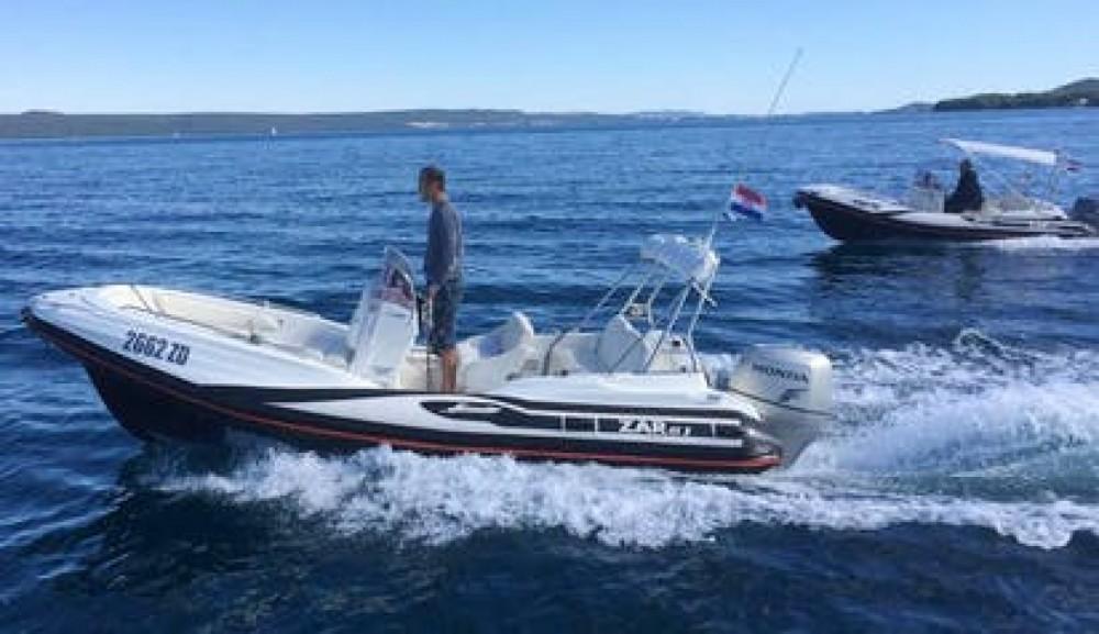 Rental yacht Porto-Vecchio - Zar Formenti Zar 61 on SamBoat