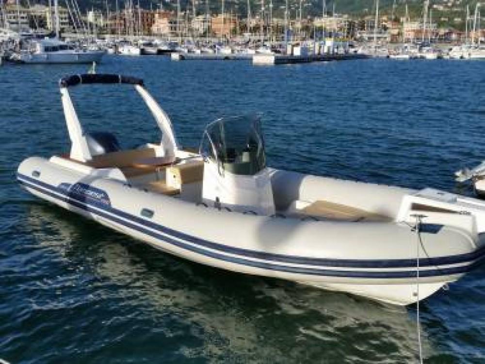 Boat rental Porto-Vecchio cheap Tempest 770
