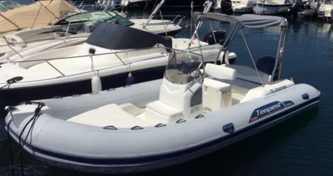 Rental yacht Algajola - Capelli Tempest 626 on SamBoat