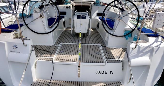 Boat rental Le Marin cheap Sun Odyssey 469