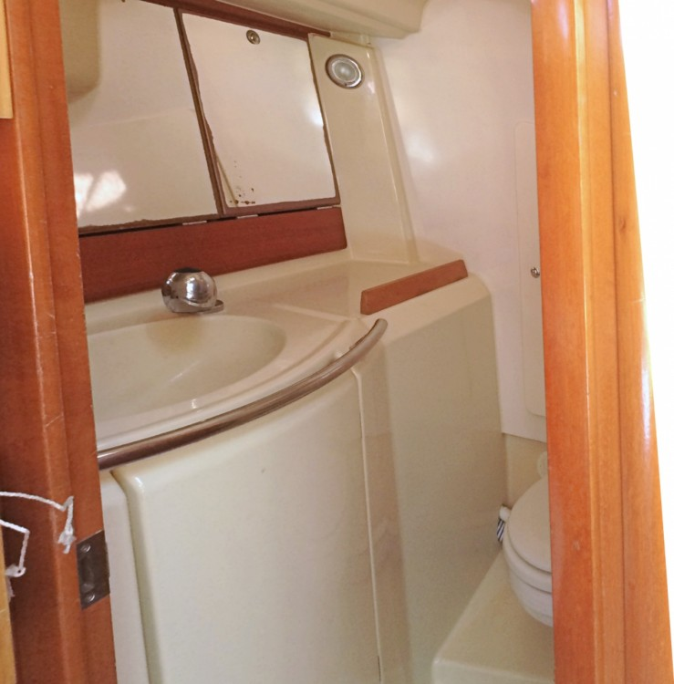 Boat rental La Rochelle cheap Dufour 34 Performance